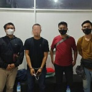 Diduga sebar video pacar pelaku ditangkap polisi
