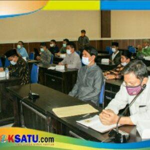 BNPB menggelar Rakor bersama Pemerintah Kabupaten Lombok Timur membahas SPAB