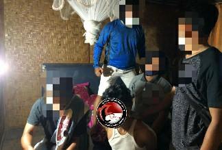 Polres Lombok Tengah meringkus oknum guru honerer yang diduga simpan narkoba