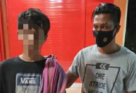 Nekat menjabret untuk modal nikah, pemuda ini ditangkap polisi