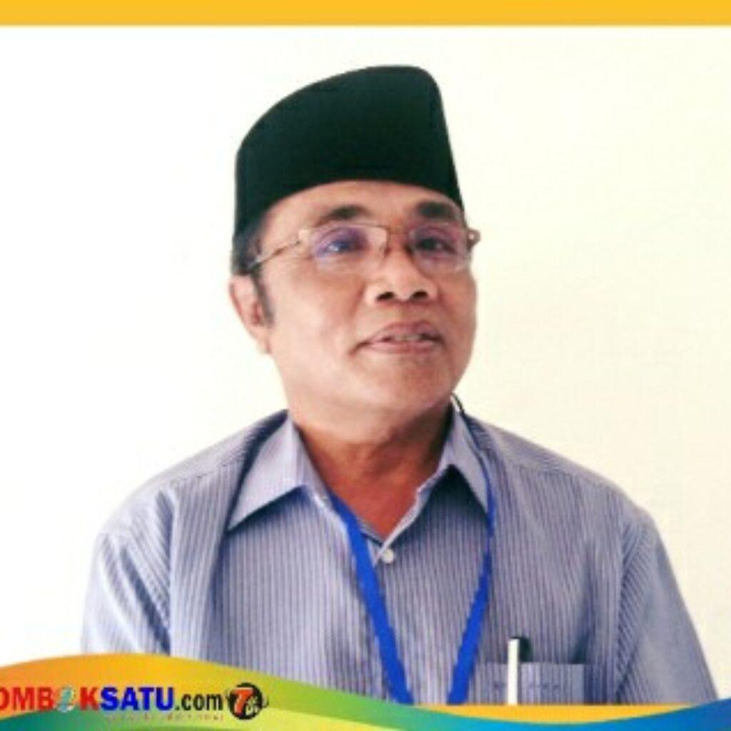 Sekretaris Dekopinda Lotim Moh Sahabuddin