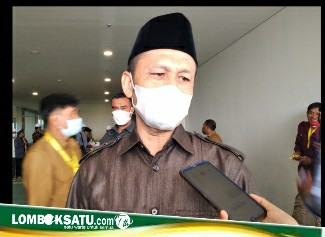 Ketua DPRD Loteng M Tauhid minta insentif nakes cair
