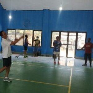 Turnamen Badminton Cup 2021