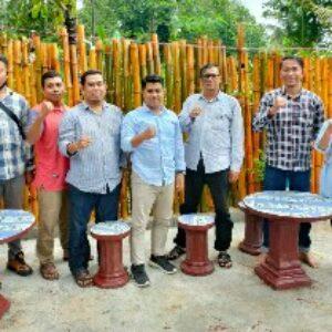 Peserta diskusi Formasi Utara dan PDAM Lombok Tengah