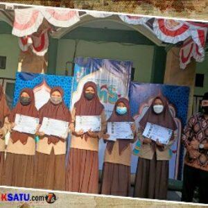 Sebanyak 7 siswi MAN 1 Lotim NTB meraih medali di olimpiade sosiologi